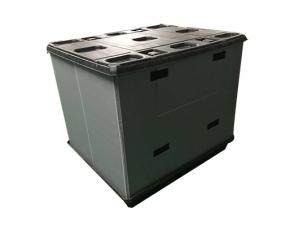 折叠式塑料箱